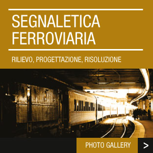 Segnaletica Ferroviaria